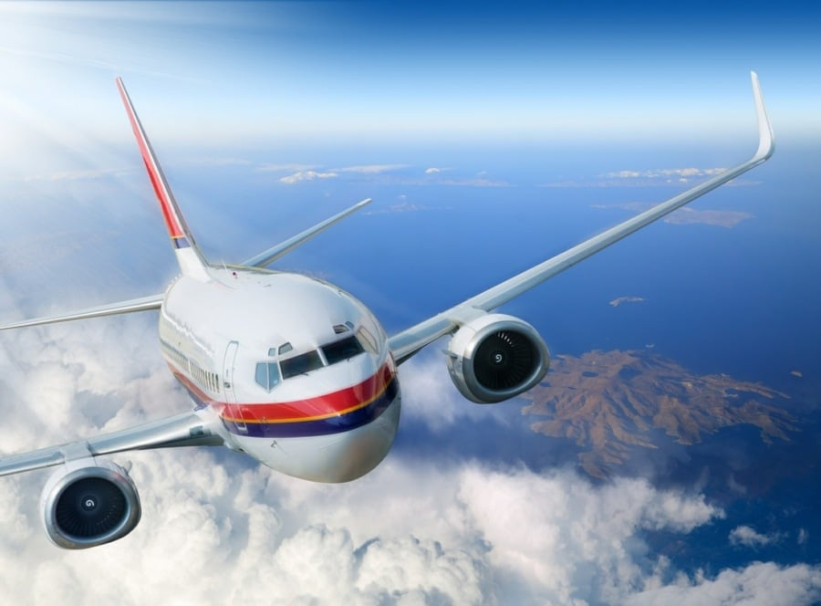 fear of flying counselling wolverhampton - tranceform psychology clinic wombourne - plane at high altitude