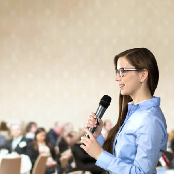 public speaking social pressure