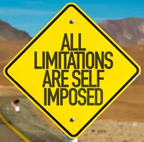 Unhelpful Thinking is Self Imposed