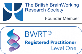 brain working recursive therapy badges