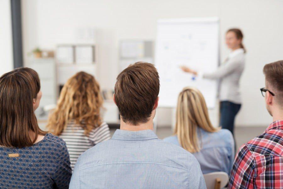 reset programme training session