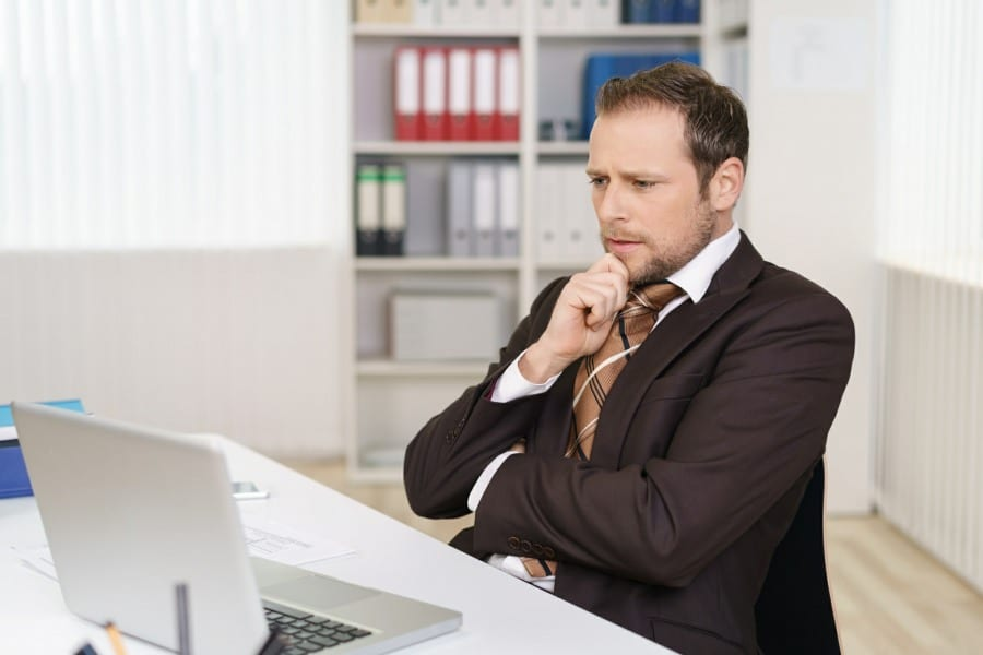 stress management training for executives - office manager stressed