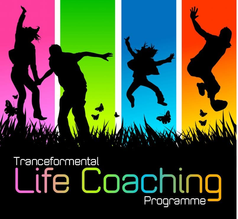 Tranceformental life coaching badge